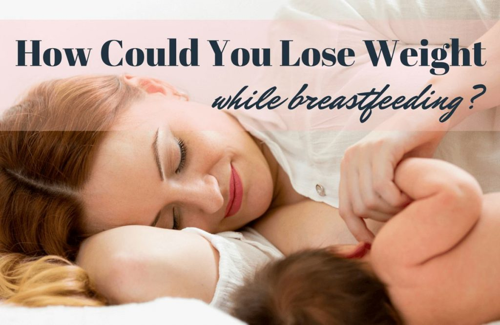does breastfeeding really help you lose weight